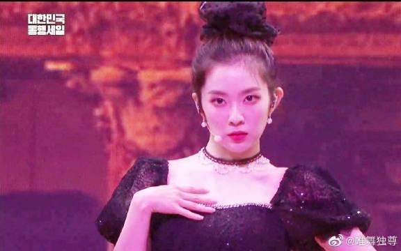 久违的现场!Red Velvet《PSYCHO》舞台,想念Wendy!