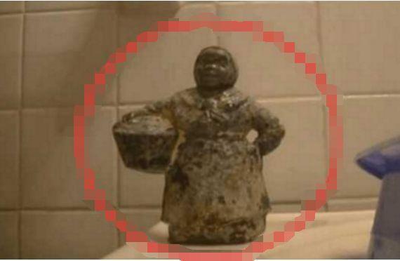 男子野外发现一个人型陶罐,带回家后拆开一看瞧,发财啦