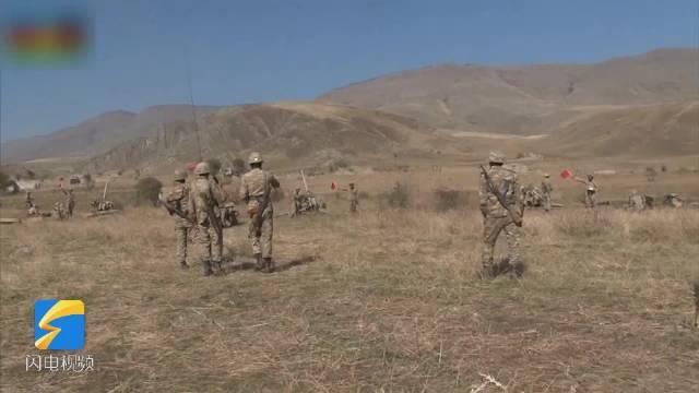 阿亚两国交火持续 阿方用火炮回击亚方进攻