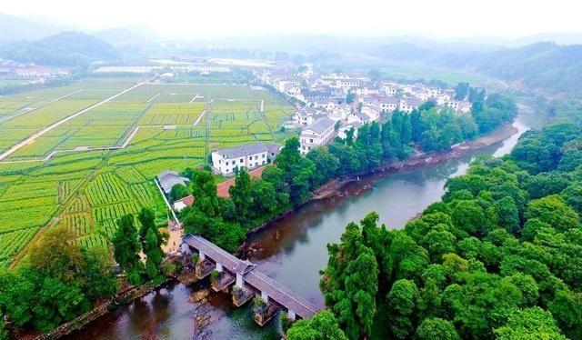 郴州市最有实力的5个镇,其中一个镇坐拥2条铁路和1条高速公路