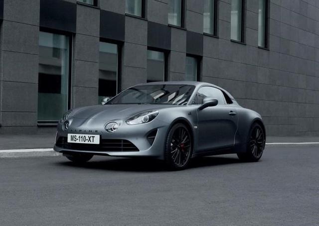 Alpine将独立为雷诺旗下性能车专用品牌