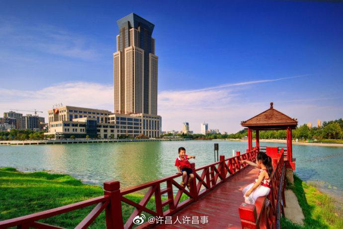 许昌第六次获得全国双拥模范城称号!
