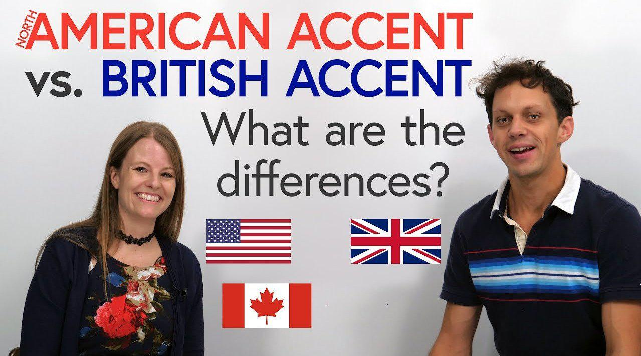 英式英语和北美英语:发音和口音差异