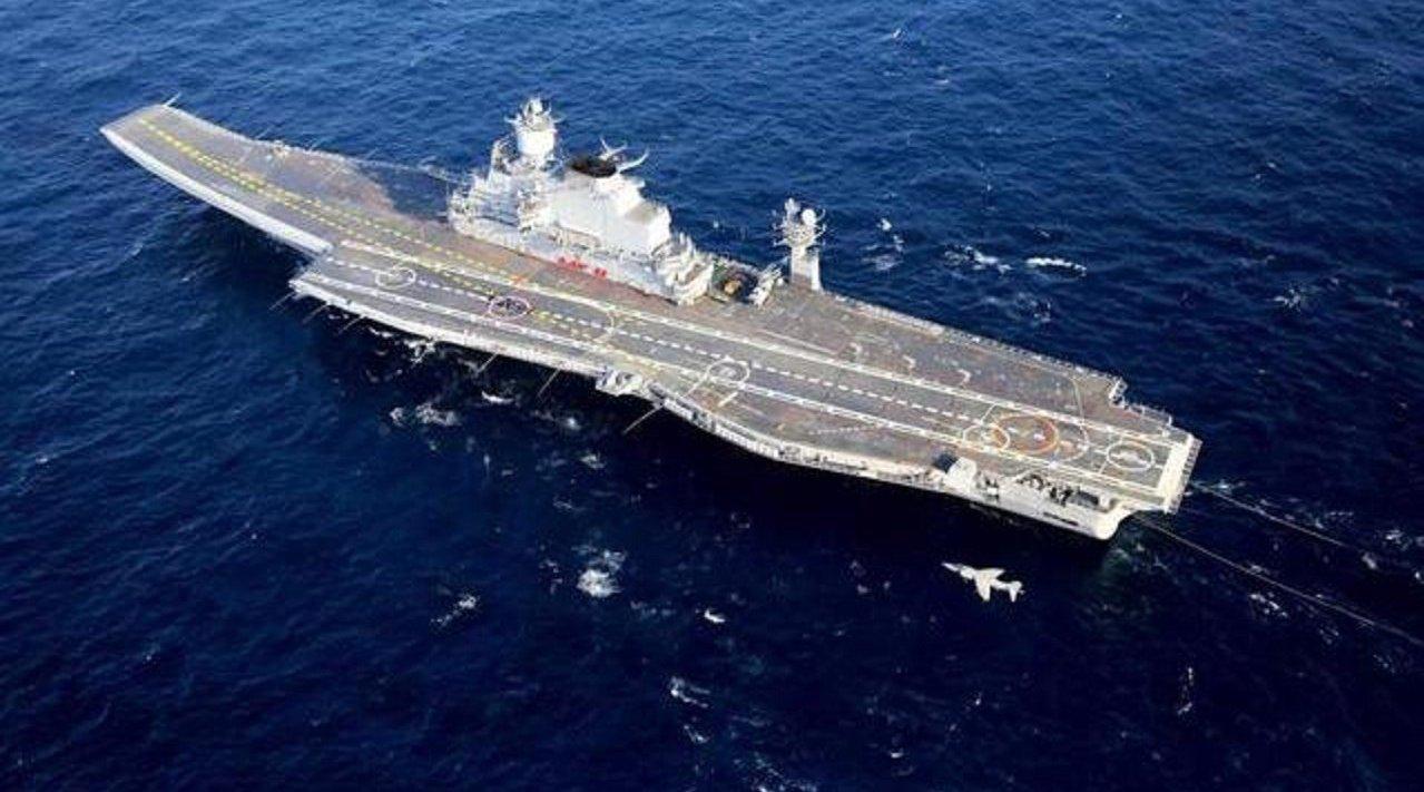 难怪造16年都不放弃,印国产航母真实战力曝光,全亚洲都要警惕