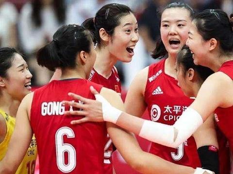 女排球员有点冤!本来能成为很好的组合,却被人为地对立起来