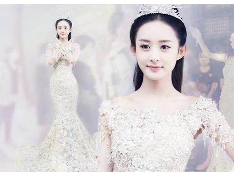 小镇女青年赵丽颖因冯小刚出道、被于正捧红,与冯绍峰结为夫妻