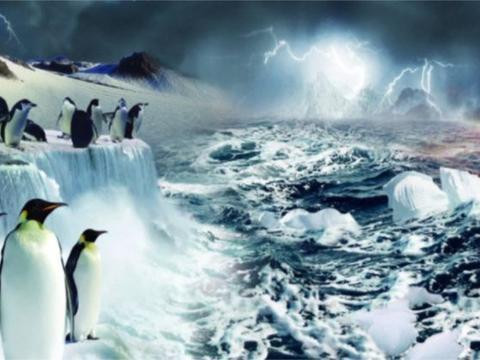 如果地球上所有冰都融化,海平面不断上升,会是什么后果?