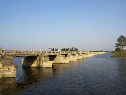 现存最长的古桥,桥墩361个距今近900年,就在福建