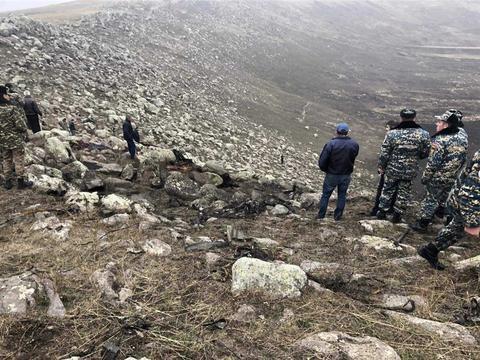 亚美尼亚多处阵地失守俄军舰队打响第一枪,专家