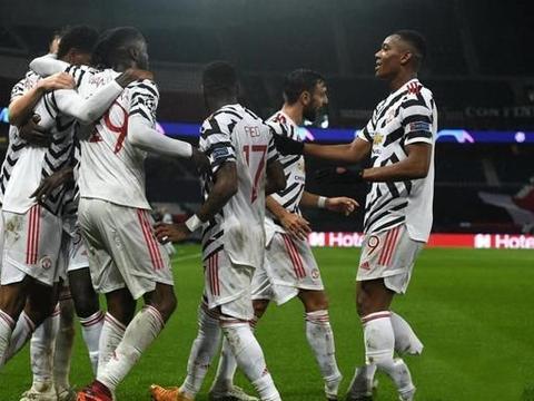 拉什福德绝杀 马夏尔乌龙 曼联2-1巴黎圣日耳曼