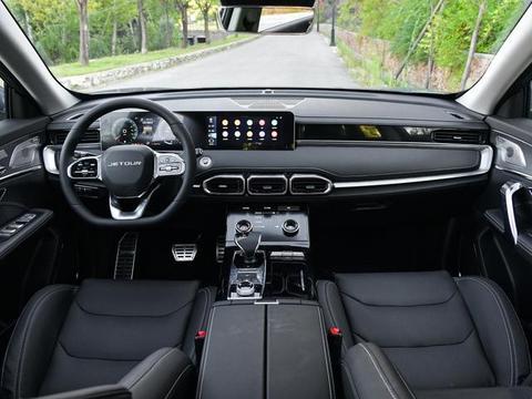不到8万国产中型SUV捷途X70PLUS提供三种座椅布局 二胎家庭首选