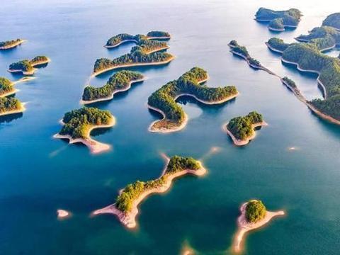 中国改名最成功的水库:从新安江水库到千岛湖,如今已成5A级景区
