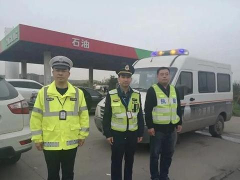 辉县市一线执法:风吹日晒守在岗 平凡岗位显担当