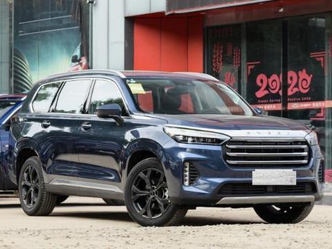 """奇瑞亮出""""真正底牌"""",全新中大型SUV提供197马力售价有些意外"""