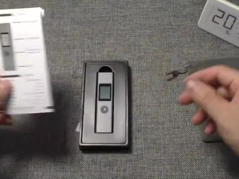 小米有品入手杜克激光测距仪,体验U盘大小的测距利器