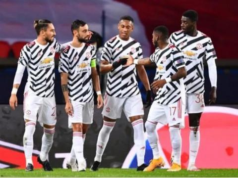 欧冠H组第1轮,曼联2-1战胜巴黎圣日耳曼,红魔迎来开门红。