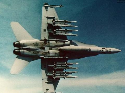 战斗机最多所能携带的导弹数量