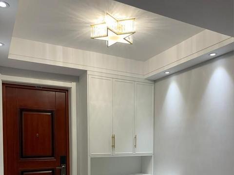不喜欢瓷砖,全屋选择铺木地板,完工了,打扫干净都想着入住!