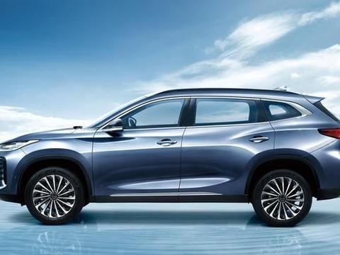 全新星途TXL上市,加量不加价,自主中型SUV新标杆!