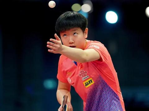 双保险!朱雨玲退出世界杯,陈梦和莎莎双子星替补出战,夺冠大增