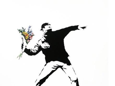最神秘疯狂的艺术家,作品拍卖出939万元,被自己用碎纸机销毁