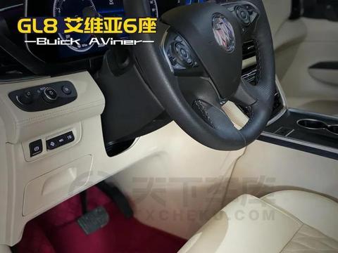 别克GL8 Avenir 艾维亚6座升级案例   天下车库敬邀品鉴
