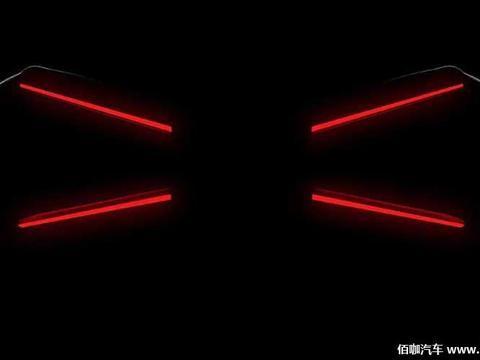 或达1578马力 布加迪发布全新超跑预告图 或搭8.0升W16发动机