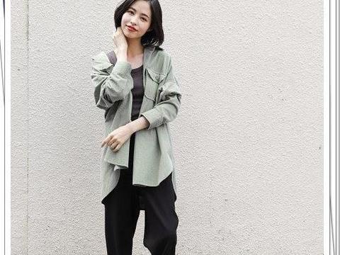 日系穿搭中非常流行的CPO衬衫和夹克,秋天穿它正适合
