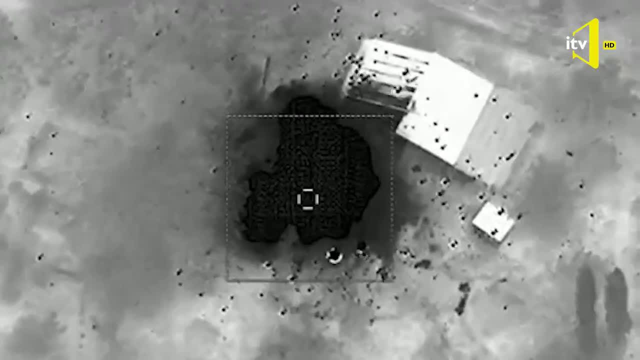 阿塞拜疆无人机空袭纳卡军事目标……