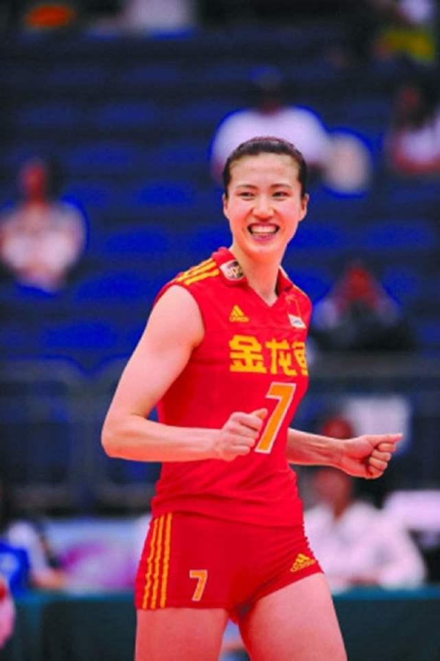 盘点中国女排队史最佳阵容,黄金一代仅一人入围,张常宁丁霞落选