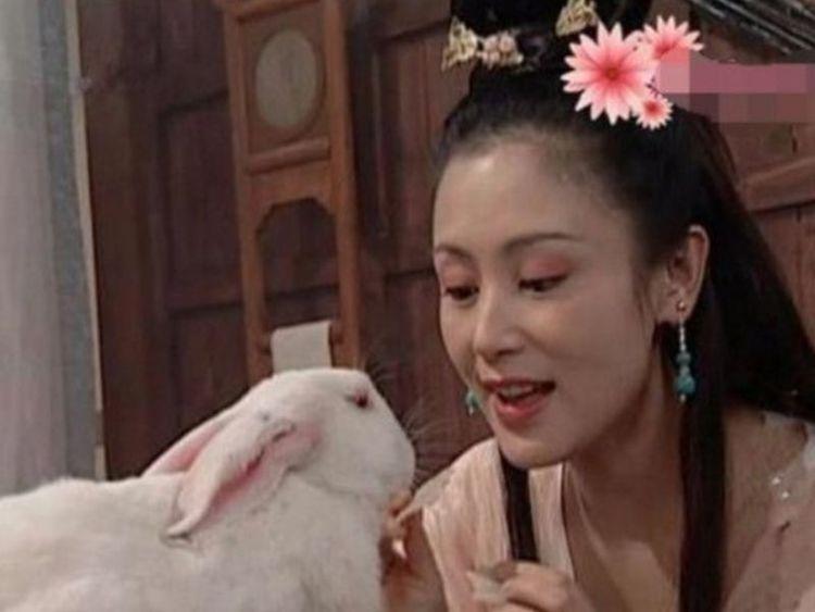 """原来刘亦菲才是""""嫦娥""""最佳人选,当她披散长发,宛若仙女下凡"""