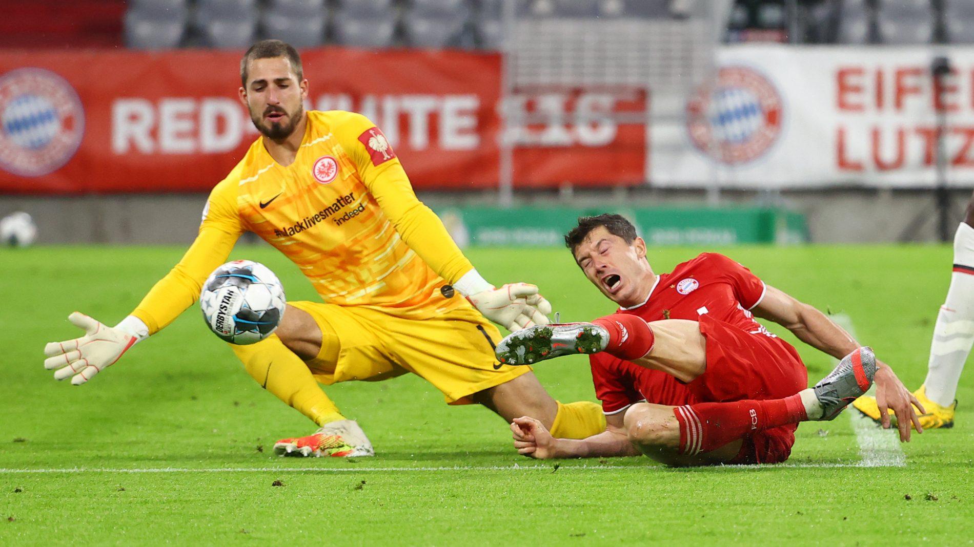 特拉普:上赛季5-1拜仁,这赛季相信依然能够拿分