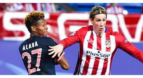 「欧冠杯」强强对决:拜仁慕尼黑vs马竞,德甲霸主锋芒毕露