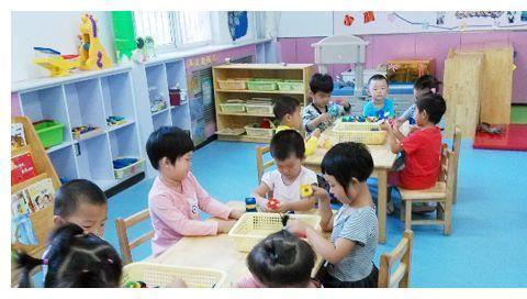 宝宝3岁和4岁上幼儿园,有何区别?这些区别父母要心中有数