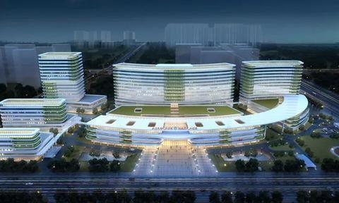 白沙洲医疗!武汉大学人民医院洪山院区一览