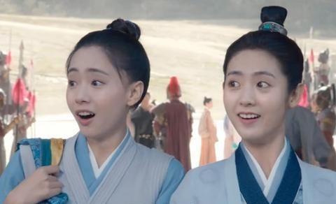 《明月》:清泓身边的侍女小蓝,这个角色很不简单!