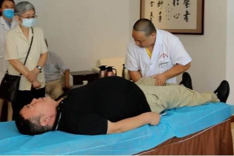 北京济民中医医院 国家级非物质文化遗产罗氏正骨法的传承者
