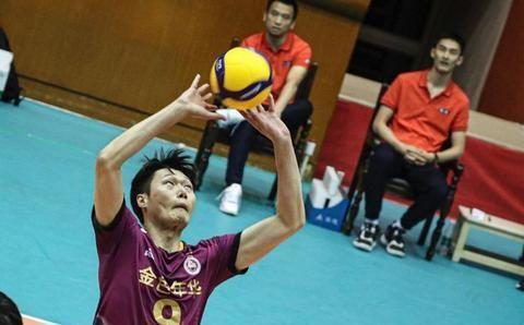 浪费六赛点无碍首胜!上海男排六大主力轮休,创造全锦赛第二高分