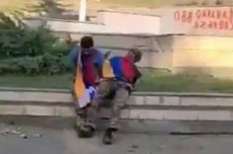血债血偿!宁死不降的亚国士兵被斩首,行凶者被亚美尼亚军队击毙
