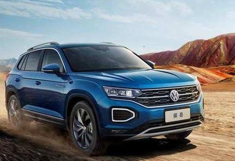 9月中型SUV销量榜出炉,探岳超Q5L成榜首,宝马奔驰纷纷跌出前3