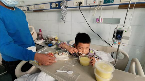 西藏6岁先心病患儿泉城免费手术,术后一句话让医护人员倍感暖心