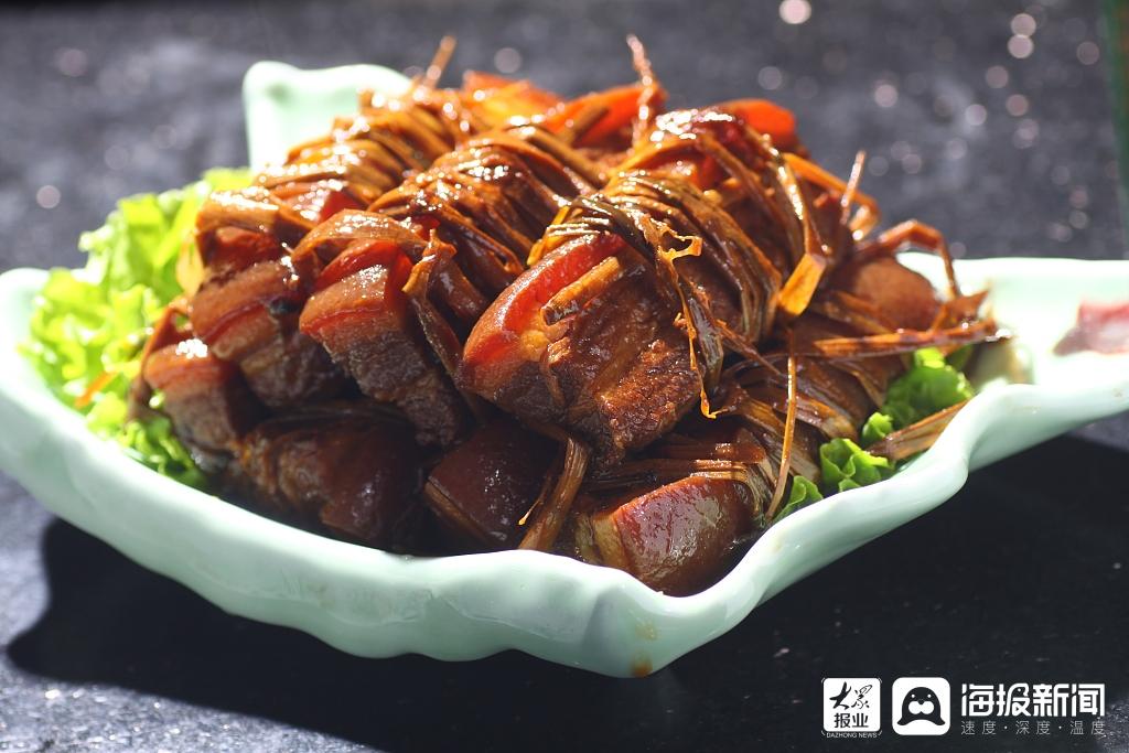 你吃的不是超意兴把子肉,是非物质文化遗产