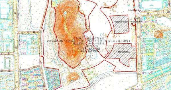 高新区狮子山要改造提升了,还将开发地下空间
