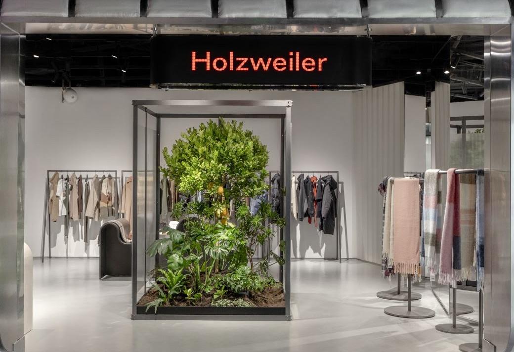 挪威品牌 Holzweiler 快闪店登陆北京 SKP-S