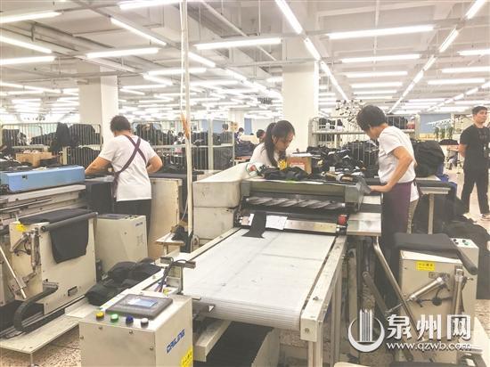 福建省服装行业数字化应用技术交流对接会在晋江举行