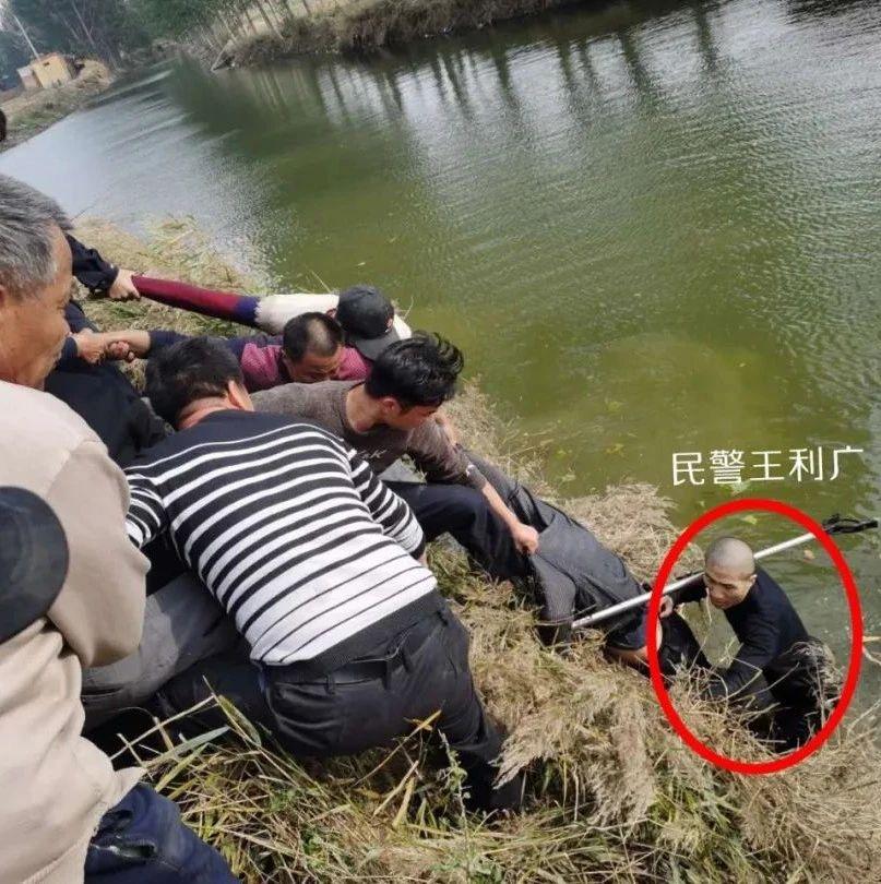 濮阳一男子意外溺水,危机下多亏这名民警......
