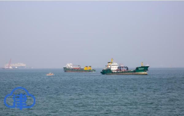 天津辖区2020年海上联合应急演习成功举行
