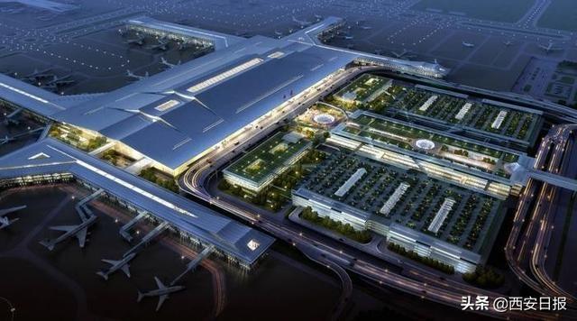 西安咸阳国际机场三期扩建工程初步设计及概算全面获批