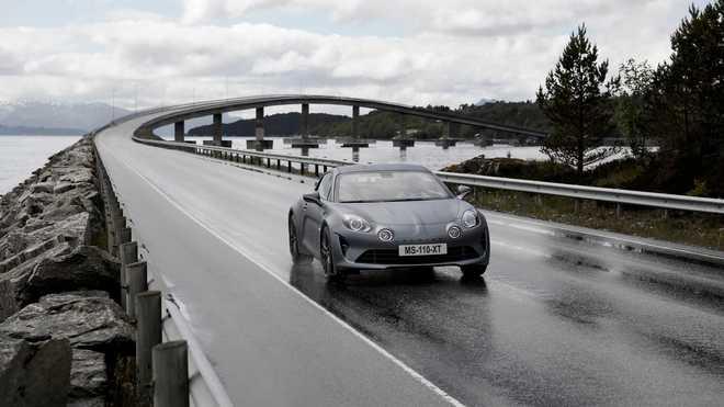 雷诺转型之作 旗下Alpine将成为独立跑车品牌