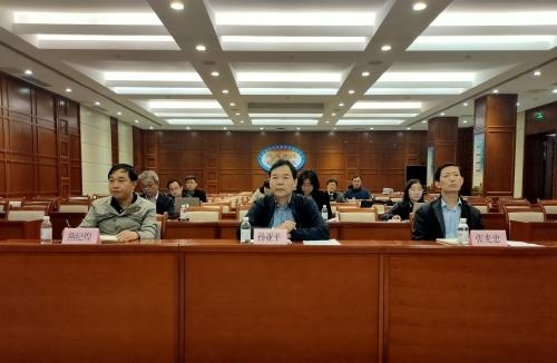 """委领导参加国家发展改革委关于2019-2020年度""""双公示""""工作总结部署视频会议"""
